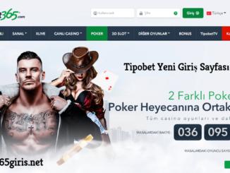 Tipobet Yeni Giriş Sayfası